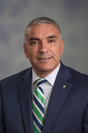Recent Athletic Director Julio Freire